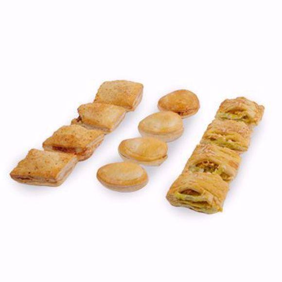 Afbeelding van Hartige snacks 12 stuks