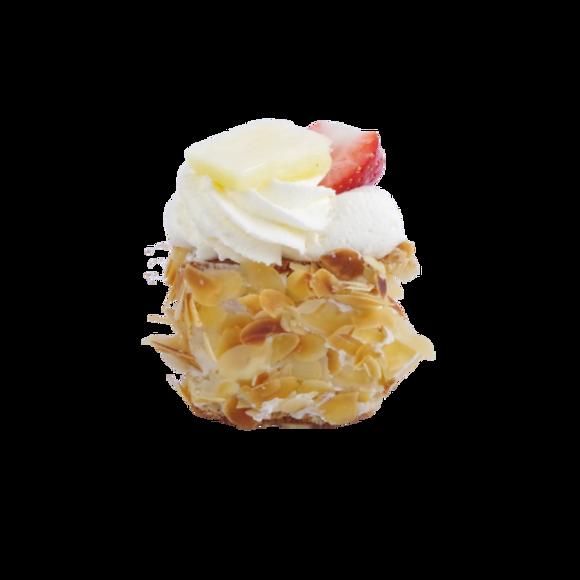 Afbeelding van Slagroom cake gebak